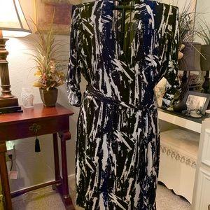 Alfani Wrap Dress